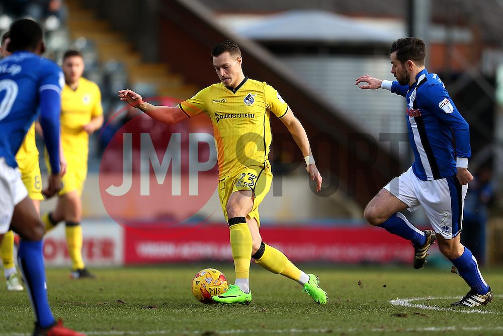 Billy Bodin of Bristol Rovers - Mandatory by-line: Matt McNulty/JMP - 04/02/2017 - FOOTBALL - Crown Oil Arena - Rochdale, England - Rochdale v Bristol Rovers - Sky Bet League One