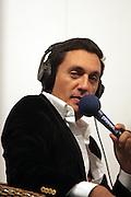 """rencontre de l artiste à l'occasion de la sortie de son dernier album """" puerto rico """" animée par LAURENT MENEL de france bleu provence"""