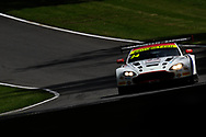 Macmillan AMR Aston Martin Vantage GT3 with drivers Jack Mitchell & James Littlejohn during the British GT Championship Round 9 at  Brands Hatch England on 6 August 2017. Photo by Jurek Biegus.