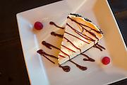 Peanut Butter Mousse Pie, Sitka, Alaska