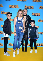 Tallia Storm at the 'Robinson Crusoe' Screening, London, 03rd april 2016. EXPA Pictures © 2016, PhotoCredit: EXPA/ Photoshot/ Brian Jordan<br /> <br /> *****ATTENTION - for AUT, SLO, CRO, SRB, BIH, MAZ, SUI only*****