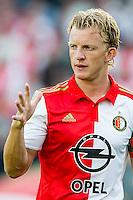 ROTTERDAM - Feyenoord - Olympiakos FC, Voetbal , Seizoen 2015/2016 , oefenwedstrijd , Stadion de Kuip , 01-07-2015 , Speler van Feyenoord Dirk Kuyt