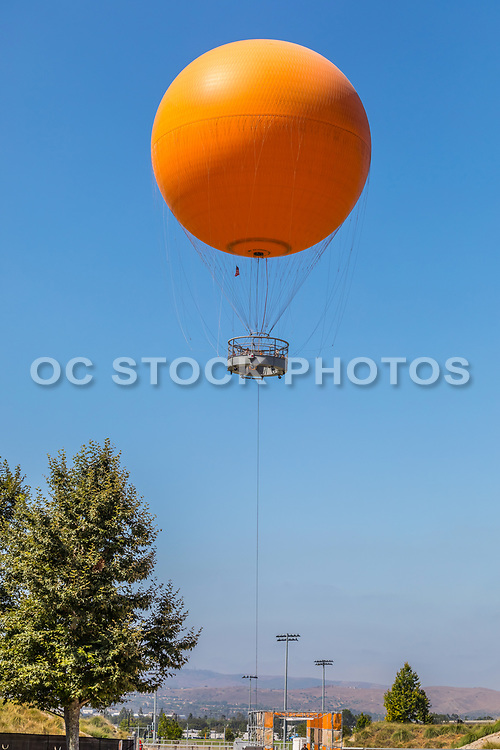 Tethered Balloon at Great Park Irvine