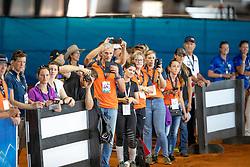 Team Netherlands supporters<br /> World Equestrian Games - Tryon 2018<br /> © Hippo Foto - Dirk Caremans<br /> 11/09/2018