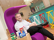 Tata Beverages Peter Unsworth Portrait