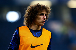 David Luiz of Chelsea - Mandatory by-line: Robbie Stephenson/JMP - 24/01/2019 - FOOTBALL - Stamford Bridge - London, England - Chelsea v Tottenham Hotspur - Carabao Cup