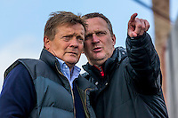 MARBELLA - 07-01-2017, Trainingskamp, AZ - FC Augsburg, 1-1, Soren Lerby, AZ trainer John van den Brom