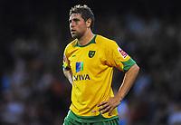 Fotball<br /> England<br /> Foto: Colorsport/Digitalsport<br /> NORWAY ONLY<br /> <br /> Grant Holt (Norwich)<br /> <br /> Brentford v Norwich City 18/08/2009