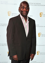 © licensed to London News Pictures. London, UK  08/05/11 Paterson Joseph attends the BAFTA Television Craft Awards at The Brewery in London . Please see special instructions for usage rates. Photo credit should read AlanRoxborough/LNP