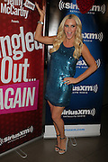"""Jenny McCarthy hosts """"Singled Out Again"""" a one night only Sirius XM one night only special event.<br /> <br /> Jenny McCarthy hosts """"Singled Out Again"""" a one night only Sirius XM one night only special event. Jenny was joined by her newlywed husband Donny Wahlberg. Jenny's father Dan """"Macky"""" McCarthy and New Kids on the Block member Danny Wood were also part of the show. The event took place at Red Room in New York City, NY.<br /> ©Macguyver/Exclusivepix Media"""