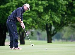 13.05.2011, Golfplatz, Zell am See - Kaprun, AUT, Golf und Ski WM 2011, im Bild Patrik Jaerbyn (SWE) // Patrik Jaerbyn (SWE) during the Golf and Ski World Championships 2011, Golf Course Zell am See - Kaprun, 2011-05-13, EXPA Pictures © 2011, PhotoCredit: EXPA/ J. Feichter
