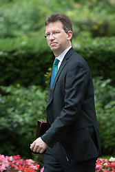 Downing Street, London, June 14th 2016. Attorney General Jeremy Wright arrives at 10 Downing Street to attend the weekly cabinet meeting.