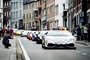 July 27-30, 2017 -  Total 24 Hours of Spa, Lamborghini Huracan Safety car
