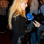NLD/Amsterdam/20100327 - Inloop Vampireball - True Blood, 2 maanden zwangere Alwien Tulner