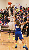 Pflugerville vs. Cedar Ridge - Women's Basketball - January 10, 2014