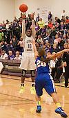 Pflugerville vs. Cedar Ridge - Women's Basketball - January 10, 2014