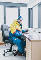 06.02.2020, Zwölferkogel, Hinterglemm, AUT, FIS Weltcup Ski Alpin, Saalbach Hinterglemm, Vorberichte, im Bild Bartl Gensbichler OK Chef und Präsident des Salzburger Landesskiverbandes // Bartl Gensbichler OC Head and President of the Salzburg Ski Association before the FIS Ski Alpine World cup at the Zwoelferkogel in Hinterglemm, Austria on 2020/02/06. EXPA Pictures © 2020, PhotoCredit: EXPA/ JFK