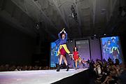 Models at 417 Magazines Fashionation event