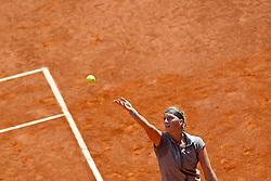10.05.2014, Caja Magica, Madrid, ESP, WTA Tour, Madrid Open, im Bild Petra Kvitova // Petra Kvitova during the Madrid Open of WTA Tour at the Caja Magica in Madrid, Spain on 2014/05/10. EXPA Pictures © 2014, PhotoCredit: EXPA/ Alterphotos/ Acero<br /> <br /> *****ATTENTION - OUT of ESP, SUI*****