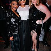NLD/Scheveningen/20130303 - Premiere Sister Act 2013, Glennis Grace, Leona Philippo en Mayday