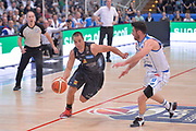 Aaron Craft<br /> Dolomiti Energia Aquila Basket Trento - Banco di Sardegna Dinamo Sassari<br /> Lega Basket Serie A 2016/2017<br /> Trento, 08/04/2017<br /> Foto Ciamillo - Castoria