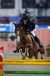 Veniss Pedro, BRA, For Felicila<br /> Accenture Jumpingclash Challenge<br /> presented by BMW<br /> Jumping Antwerpen 2017<br /> © Hippo Foto - Dirk Caremans<br /> 21/04/2017