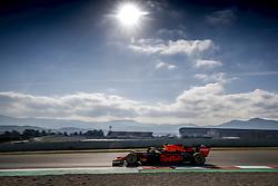 February 18, 2019 - Barcelona, Spain - Motorsports: FIA Formula One World Championship 2019, Test in Barcelona, , #33 Max Verstappen (NDL, Red Bull Racing) (Credit Image: © Hoch Zwei via ZUMA Wire)