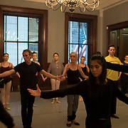Fields Ballet NYC First Annual Generational Mix Performance and Awards, Dancer Maddie Pineda