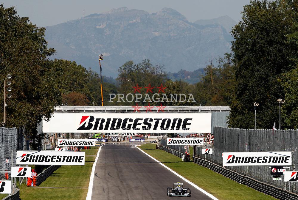 Motorsports / Formula 1: World Championship 2010, GP of Italy, Monza, 04 Nico Rosberg (GER, Mercedes GP Petronas),