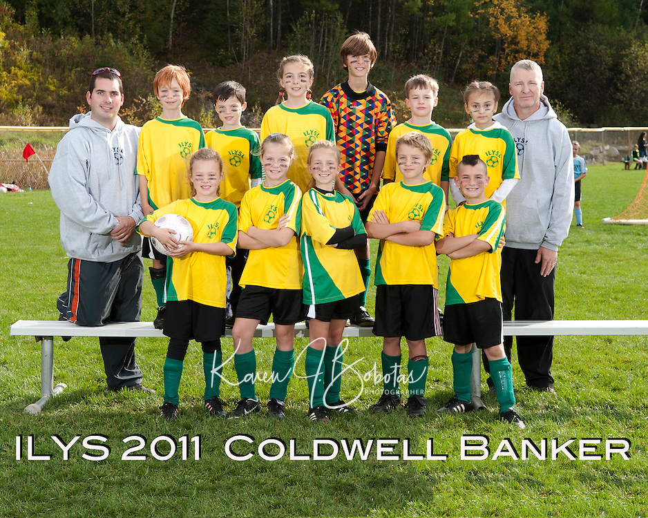 Inter Lakes Youth Soccer League Coldwell Banker October 15, 2011.