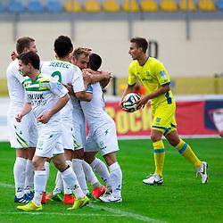 20141004: SLO, Football - Prva liga Telekom Slovenije, NK Domzale vs NK Zavrc