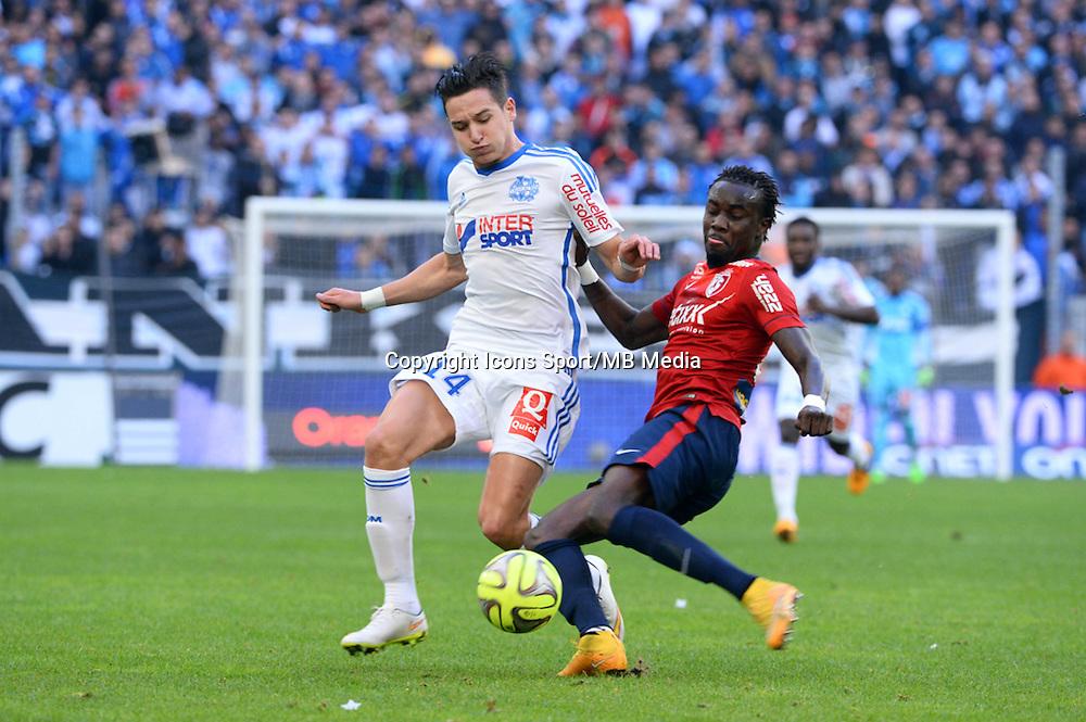 Florian THAUVIN - 21.12.2014 - Marseille / Lille - 19eme journee de Ligue 1 -<br />Photo : Gaston Petrelli / Icon Sport
