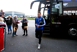 Ollie Clarke of Bristol Rovers arrives at Doncaster Rovers - Mandatory by-line: Robbie Stephenson/JMP - 26/03/2019 - FOOTBALL - Keepmoat Stadium - Doncaster, England - Doncaster Rovers v Bristol Rovers - Sky Bet League One