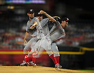 MLB: Washington Nationals at Arizona Diamondbacks//20120810