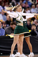 11/22/2006 - Anchorage, Alaska: UAA Seawolf cheerleader as Loyola Marymount defeats the University of Alaska-Anchorage 69-58 in the first game of the 2006 Great Alaska Shootout<br />