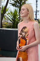 Actress Elle Fanning at the How To Talk To Girls At Parties film photo call at the 70th Cannes Film Festival Sunday 21st May 2017, Cannes, France. Photo credit: Doreen Kennedy