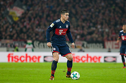 December 16, 2017 - Stuttgart, Germany - Bayerns James Rodriguez initiates a counter during the German first division Bundesliga football match between VfB Stuttgart and Bayern Munich on December 16, 2017 in Stuttgart, Germany. (Credit Image: © Bartek Langer/NurPhoto via ZUMA Press)