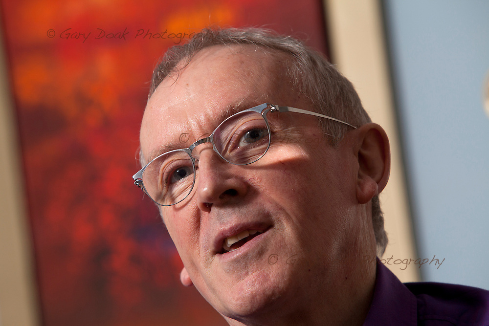 Rev. Albert Bogle, Moderator-designate of the 2012 General Assembly of the Church of Scotland.