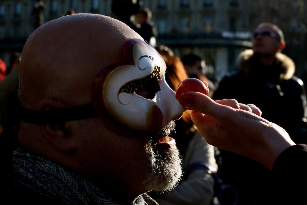 République clown, Paris