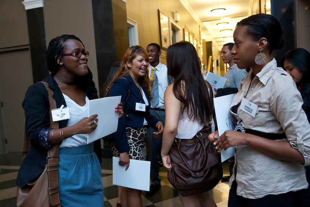 Sponsors for  Educational  Opportunity presents the College Scholars .Career Seminar 2011. It was held on Saturday,  July 23, 2011 at the .NYU School of Law, .Vanderbilt Hall in New York. The seminar introduces SEO  Scholars to a variety of career opportunities. Experts in their various professions speak and share their insights.