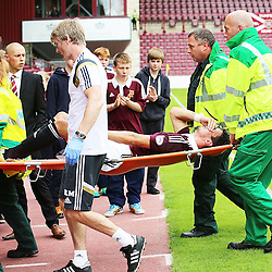 Hearts v Annan | Petrofac Training Cup | 26 July 2014
