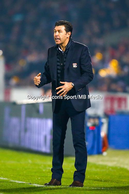 Hubert Fournier  - 21.12.2014 - Bordeaux / Lyon - 19eme journee de Ligue 1 -<br /> Photo : Manuel Blondeau / Icon Sport