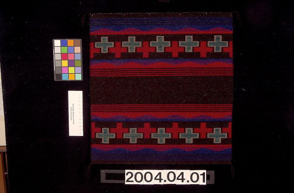 16320Contemporary Navajo Weavings: Kennedy Museum of Art