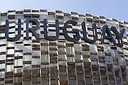 Uruguay Pavilion at Expo 2015, Rho-Pero, Milan. &copy; Carlo Cerchioli<br /> <br /> Il padiglione dell'Uruguay all'Expo 2015, Rho-pero, Milano.