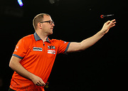 Mark Webster during the 2018 Players Championship Finals at Butlins Minehead, Minehead, United Kingdom on 23 November 2018.