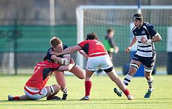 - Mandatory by-line: Paul Knight/JMP - 21/01/2017 - RUGBY - SGS Wise Campus - Bristol, England - Bristol Academy U18 v Saracens Academy U18 - Premiership Rugby Academy U18 League