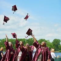 2017 UWL Spring Graduation Commencement