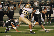 SA Alamo Heights vs. SA Clark, Thursday, Sept. 6, 7:30 p.m, 2007, Toyota Tundra Texas Football Classic.  Ninth Annual Classic  brings a selection of some of the state's best programs, playing five games over three days at the Alamodome in San Antonio.