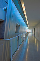 Commercial Interior Image of Performing Arts Center at Montgomery College, Bethesda, MD