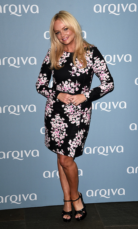 Emma Bunton attends The Arqiva Commercial Radio Awards at The Round House, Chalk farm Road, London on Wednesday 8 July 2015